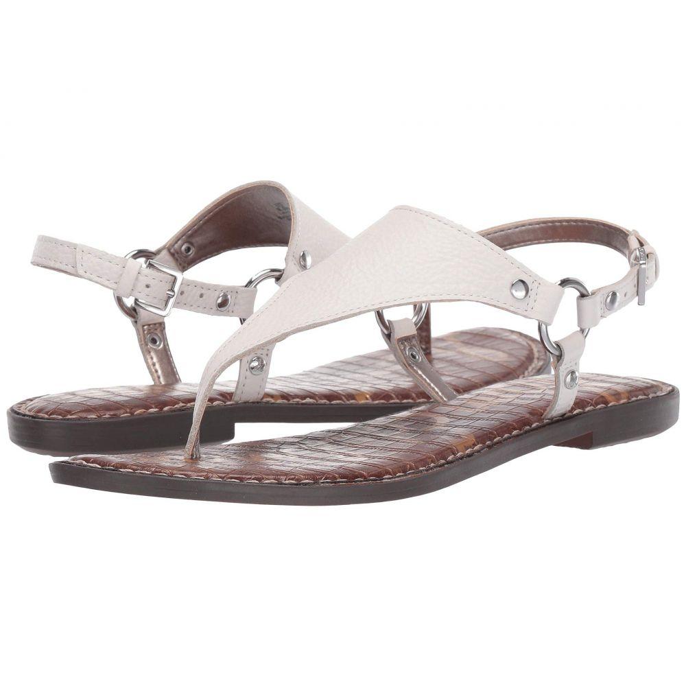 サム エデルマン Sam Edelman レディース サンダル・ミュール シューズ・靴【Greta】Bright White Botalatto Tumbled Leather
