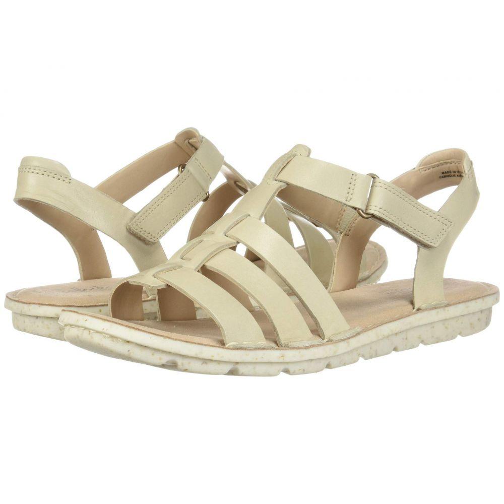 クラークス Clarks レディース サンダル・ミュール シューズ・靴【Blake Jewel】Ivory Leather