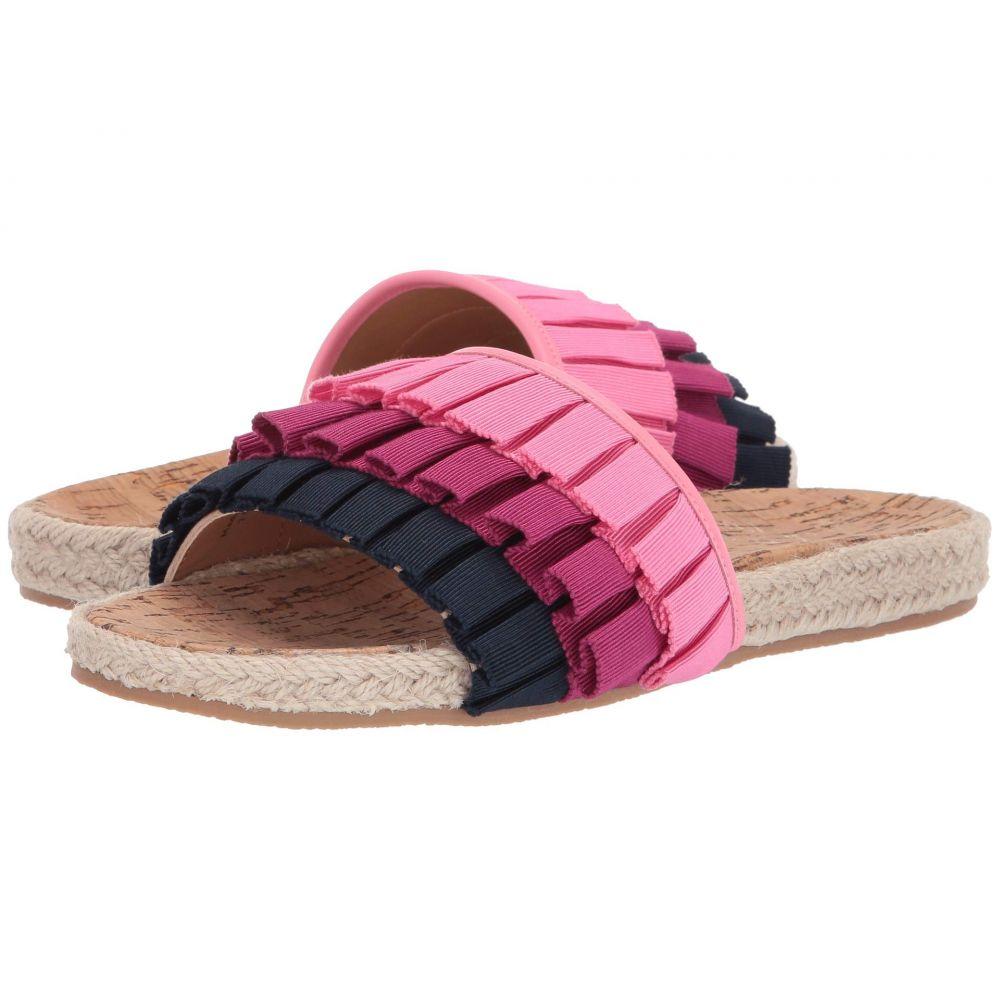 ジャックロジャース Jack Rogers レディース サンダル・ミュール シューズ・靴【Flynn Slide】Multi Pink