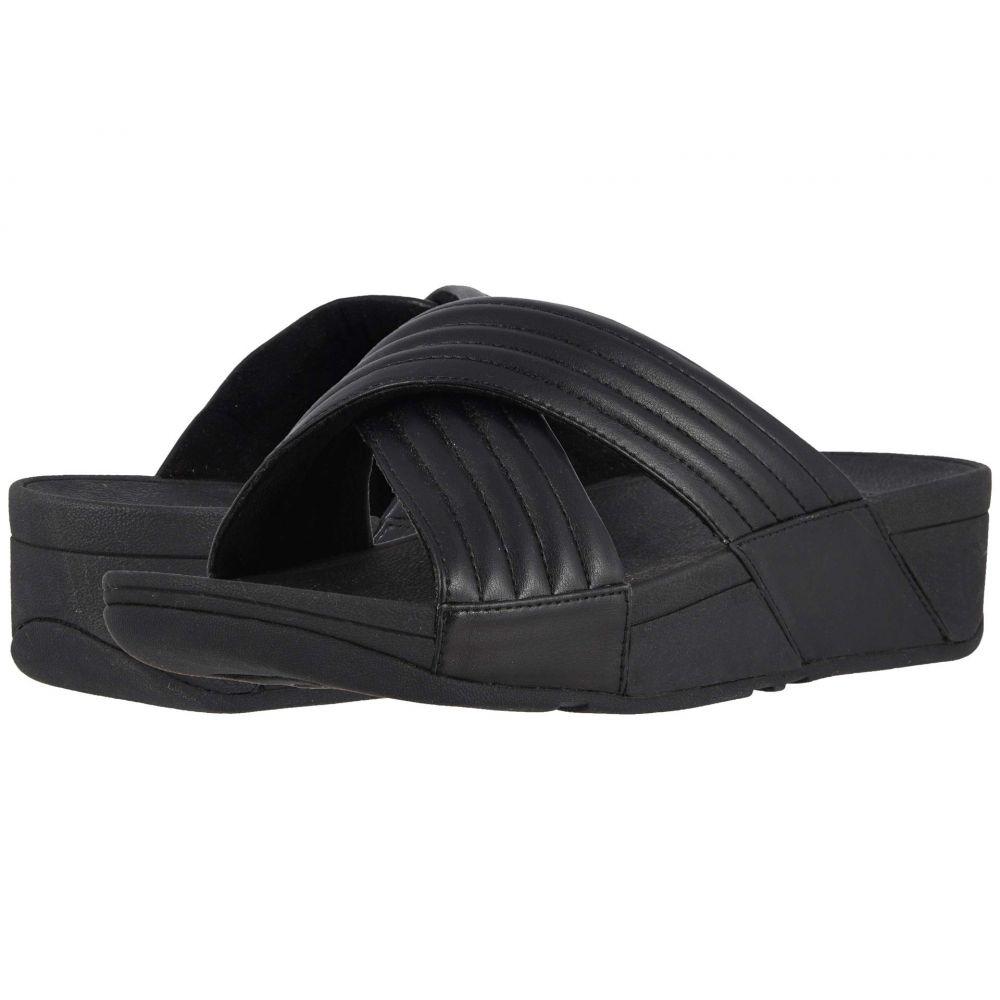 フィットフロップ FitFlop レディース サンダル・ミュール シューズ・靴【Lulu Padded】Black