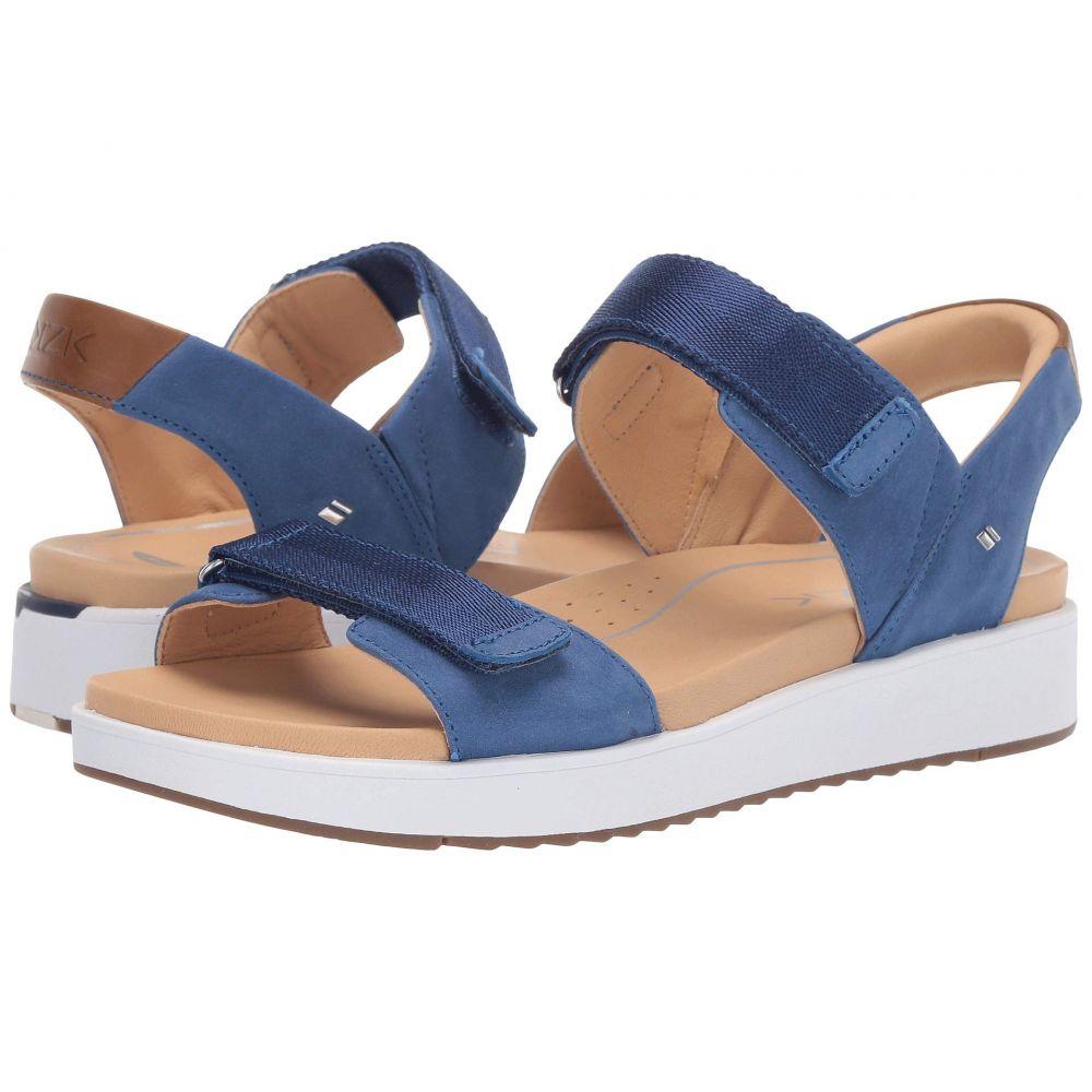KIZIK レディース サンダル・ミュール シューズ・靴【Pisa】Navy