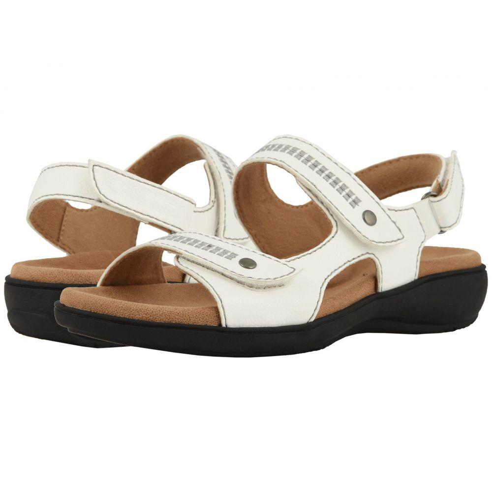 トロッターズ Trotters レディース サンダル・ミュール シューズ・靴【Venice】White