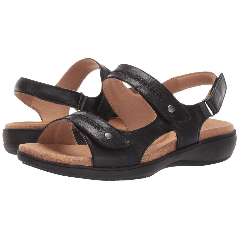 トロッターズ Trotters レディース サンダル・ミュール シューズ・靴【Venice】Black