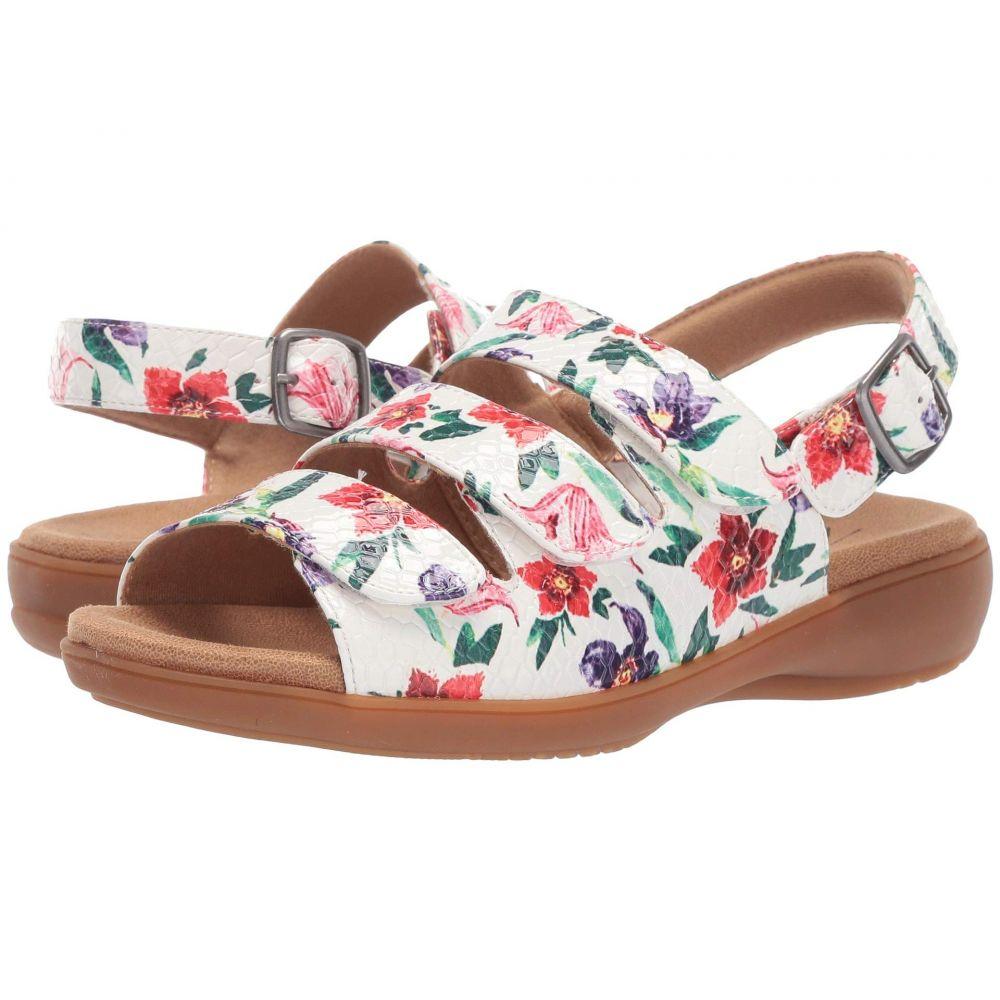 トロッターズ Trotters レディース サンダル・ミュール シューズ・靴【Vine】Multi Floral