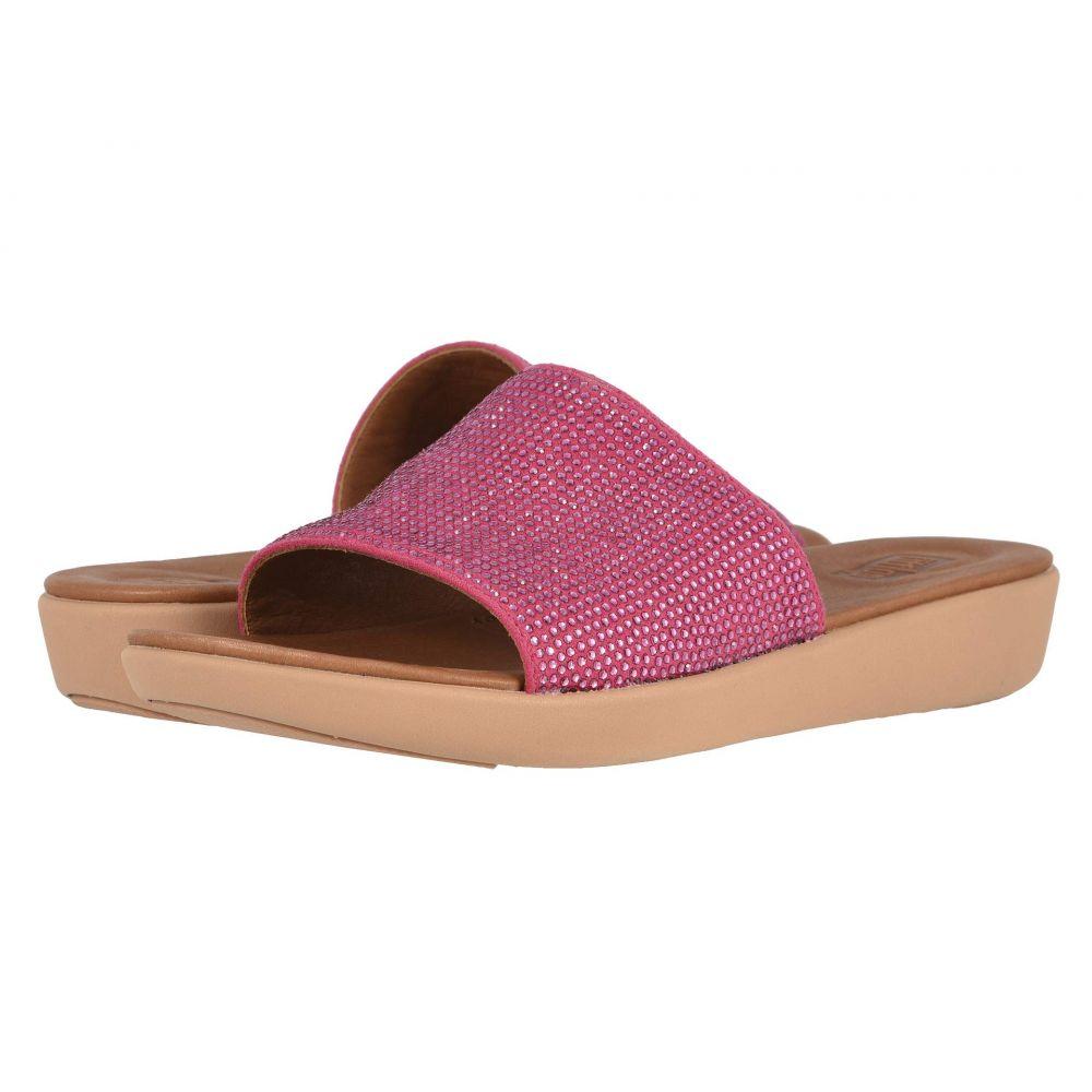 フィットフロップ FitFlop レディース サンダル・ミュール シューズ・靴【Sola Crystalled】Psychedelic Pink
