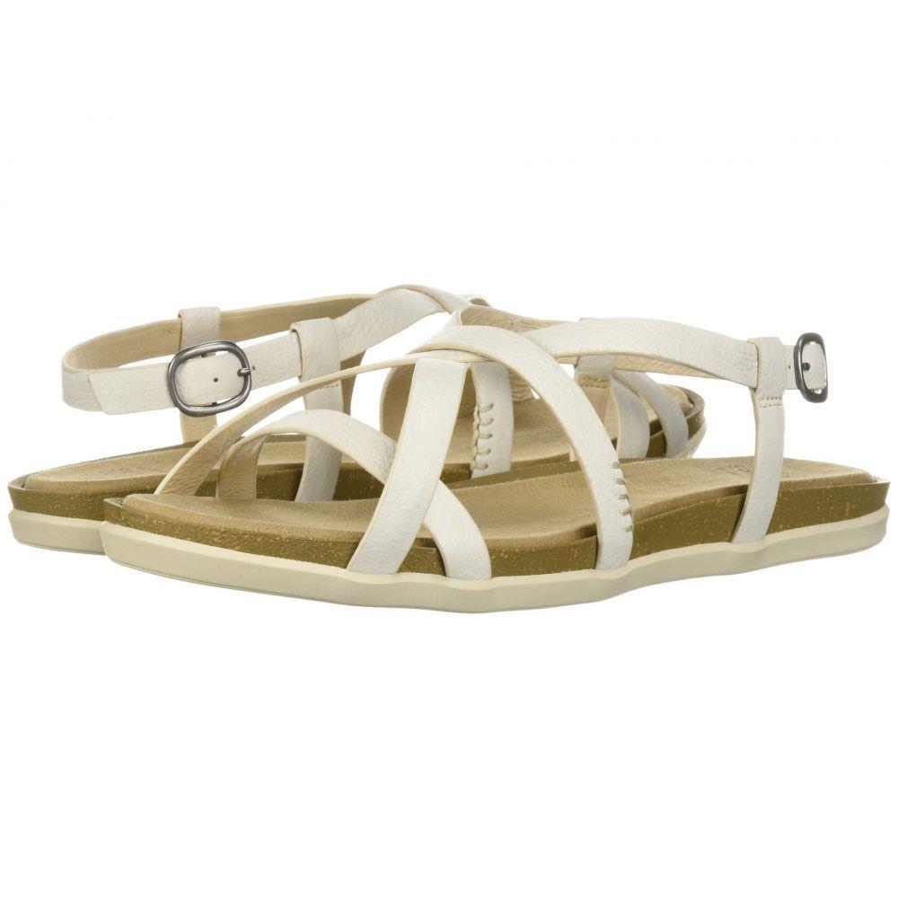 ジーエイチ バス G.H. Bass & Co. レディース サンダル・ミュール シューズ・靴【Margie 2.0】White Leather