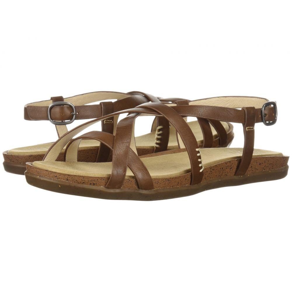 ジーエイチ バス G.H. Bass & Co. レディース サンダル・ミュール シューズ・靴【Margie 2.0】Brown Leather