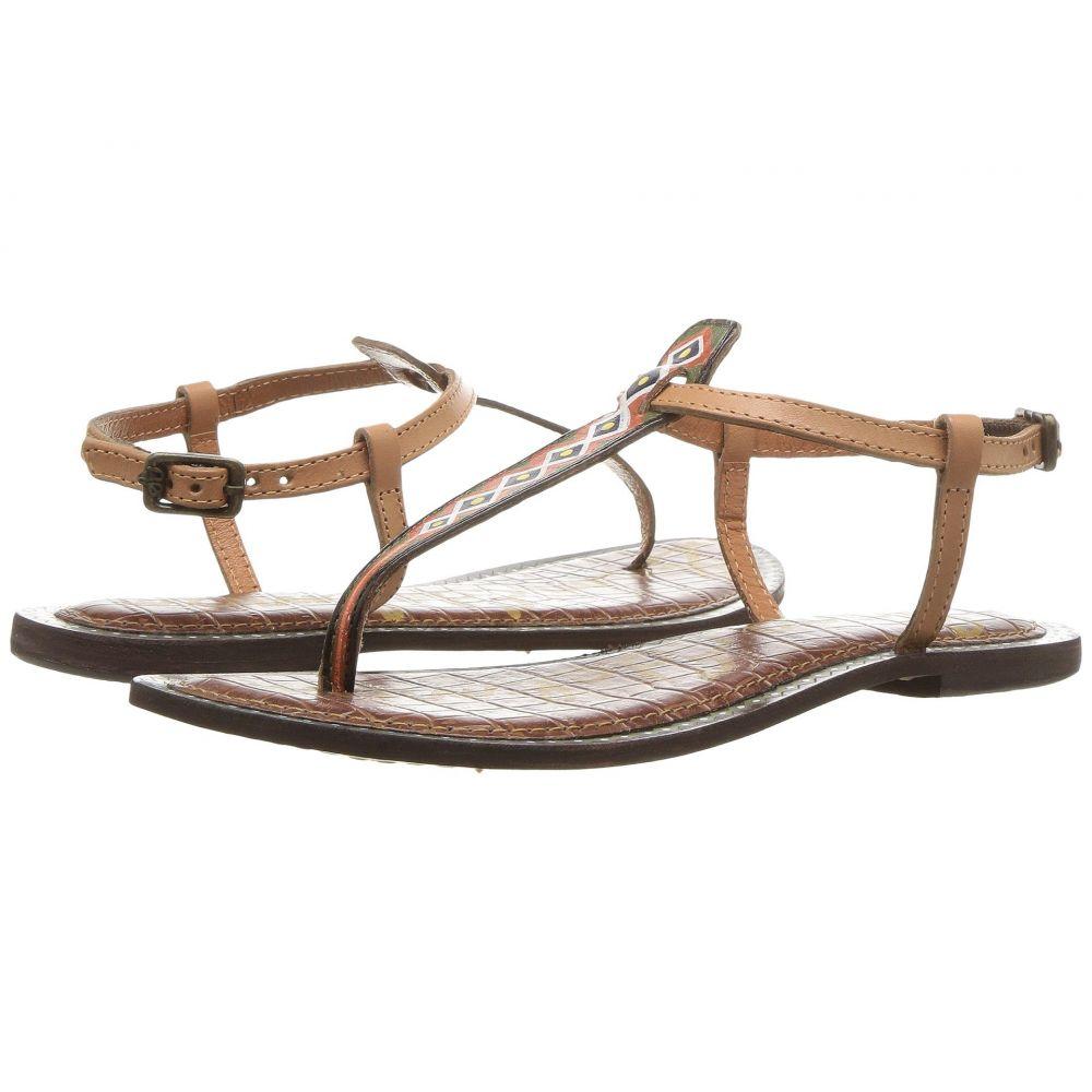 サム エデルマン Sam Edelman レディース サンダル・ミュール シューズ・靴【Gigi 6】Natural Painted Tribal Leather