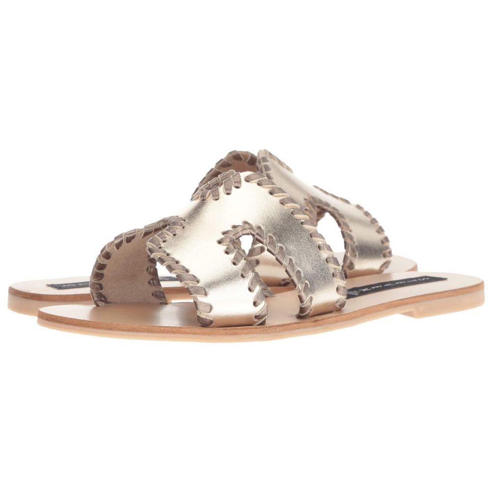 スティーブン Steven レディース サンダル・ミュール シューズ・靴【Greece-M】Gold Multi