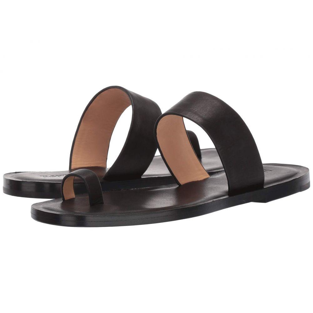 ジル サンダー Jil Sander Navy レディース サンダル・ミュール シューズ・靴【JN32090A】Black
