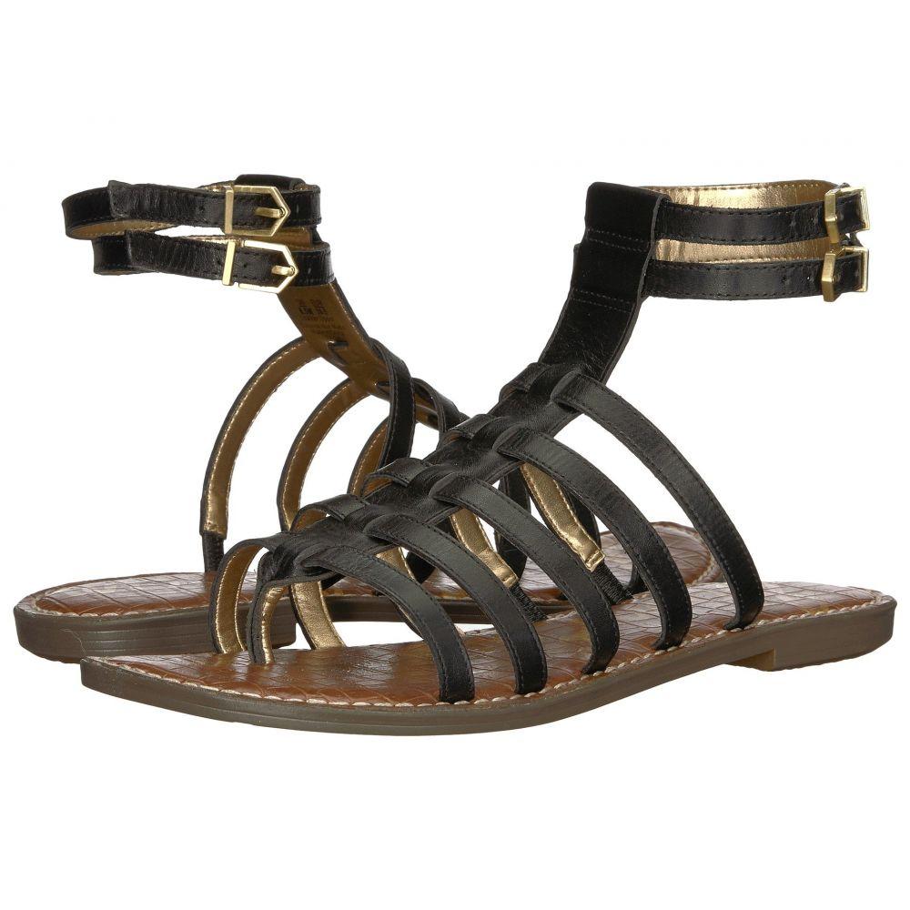 サム エデルマン Sam Edelman レディース サンダル・ミュール シューズ・靴【Gilda】Black Atanado Veg Leather