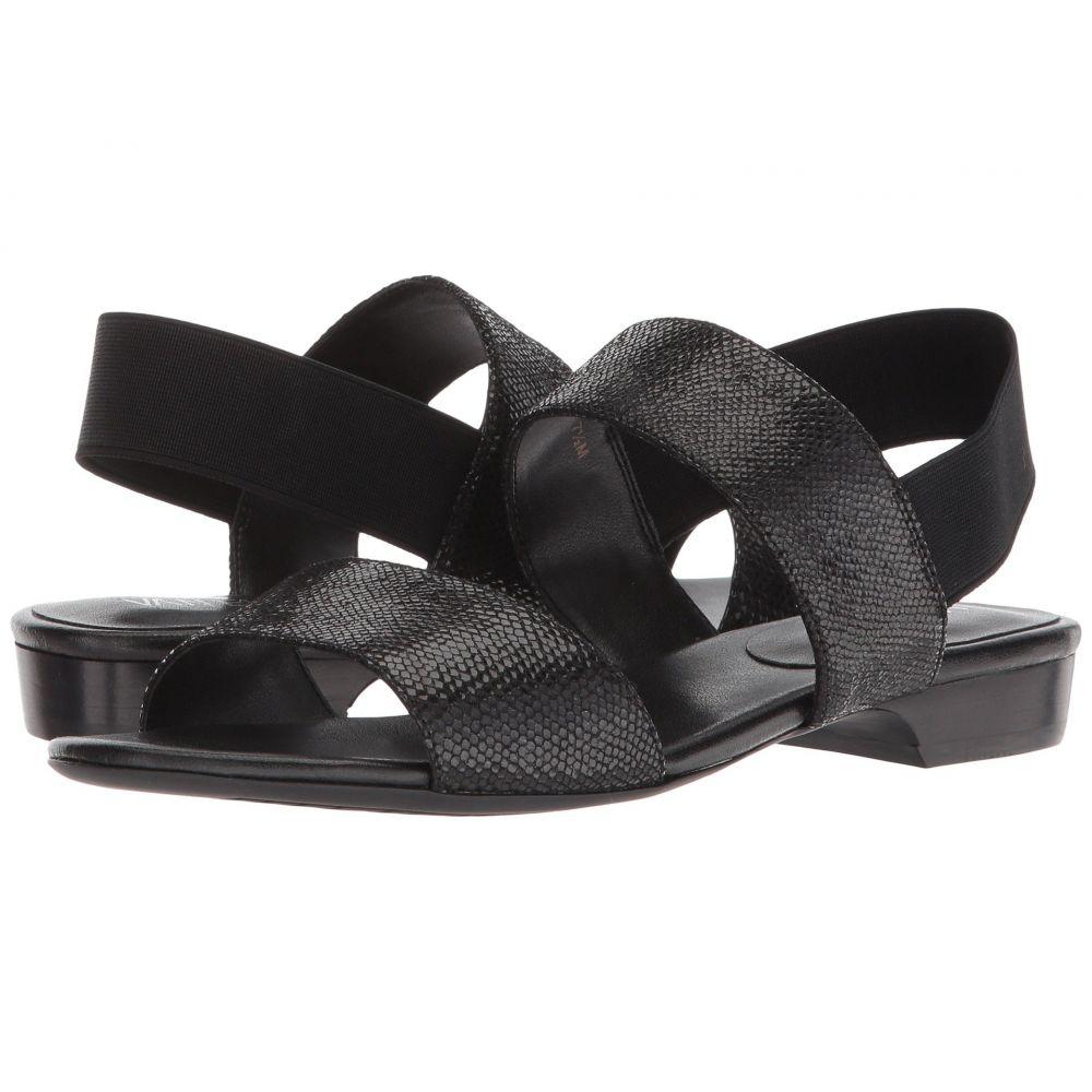 ヴァネリ Vaneli レディース サンダル・ミュール シューズ・靴【Braidy】Black