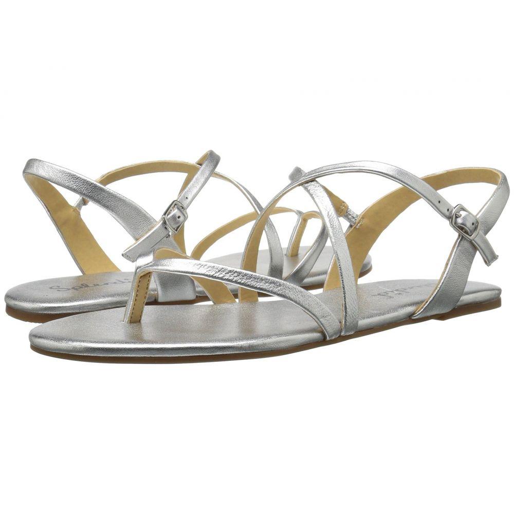 スプレンディッド Splendid レディース サンダル・ミュール シューズ・靴【Brett】Silver