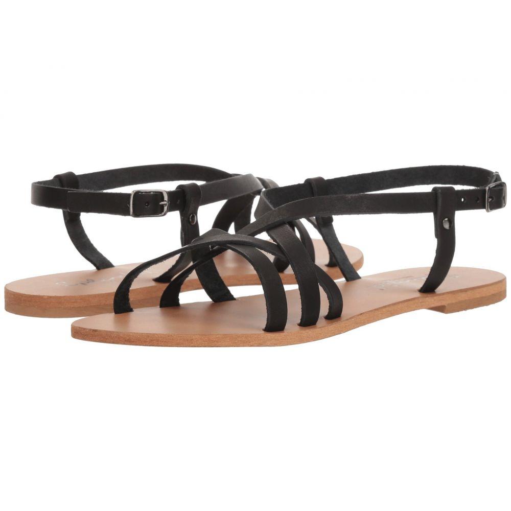 スプレンディッド Splendid レディース サンダル・ミュール シューズ・靴【Bowen】Black Leather