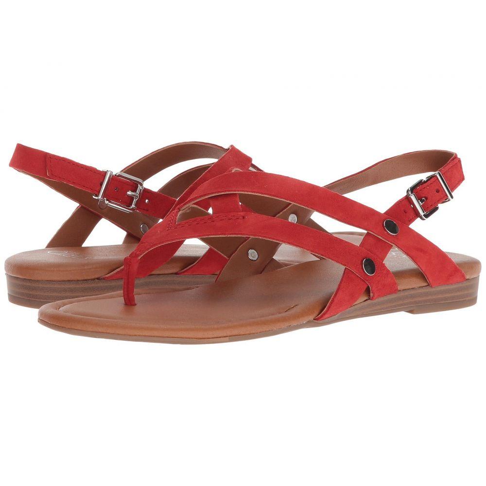 フランコサルト Franco Sarto レディース サンダル・ミュール シューズ・靴【Gretchen】Pop Red