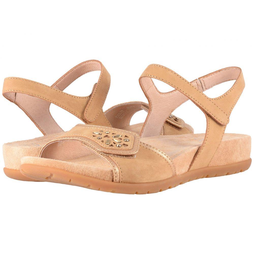 ダンスコ Dansko レディース サンダル・ミュール シューズ・靴【Blythe】Sand Milled Nubuck