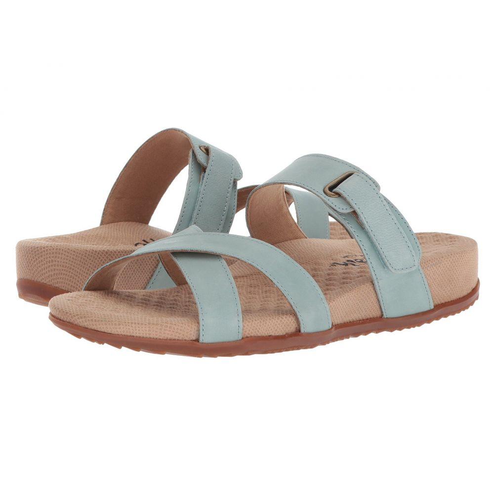 ソフトウォーク SoftWalk レディース サンダル・ミュール シューズ・靴【Brimley】Aqua Sandal Leather