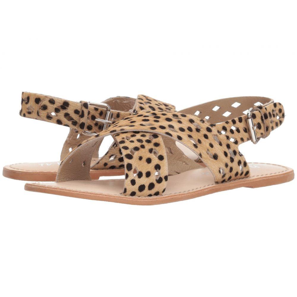 マチス Matisse レディース サンダル・ミュール シューズ・靴【Whistler】Leopard