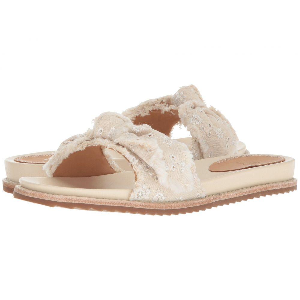 ビル ブラス Bill Blass レディース サンダル・ミュール シューズ・靴【Carmela】Vanilla