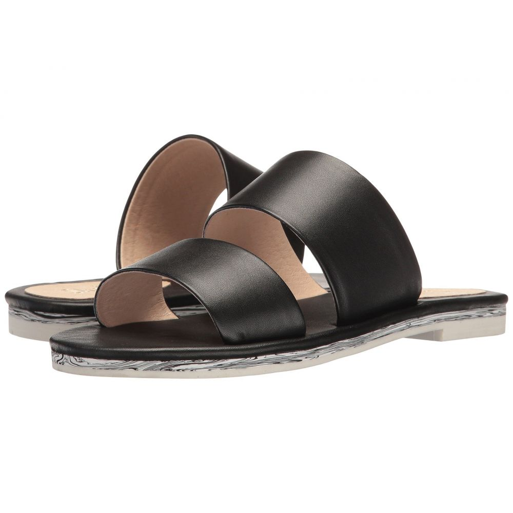 シェリーズロンドン Shellys London レディース サンダル・ミュール シューズ・靴【Davan Slide】Black Leather