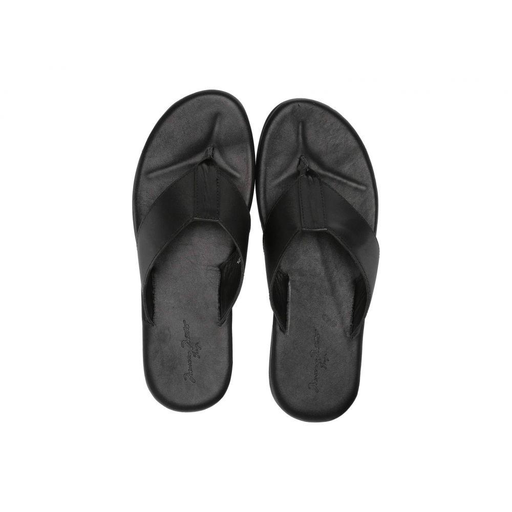 マッテオ マッシモ Massimo Matteo メンズ ビーチサンダル シューズ・靴【Copa】Black