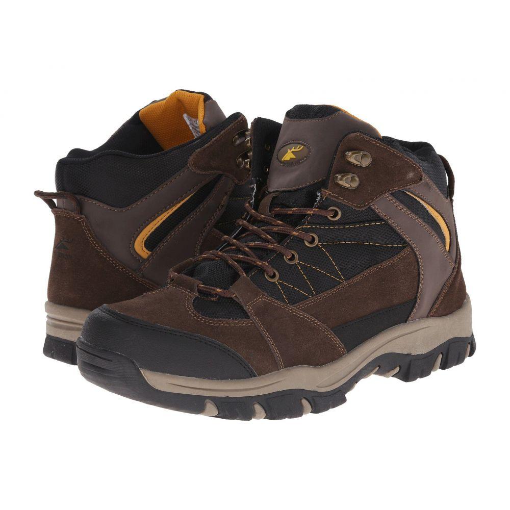 ディール スタッグス Deer Stags メンズ ハイキング・登山 シューズ・靴【Anchor】Brown