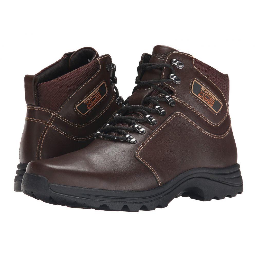 ロックポート Rockport メンズ ハイキング・登山 シューズ・靴【Cold Springs Elkhart】Dark Brown
