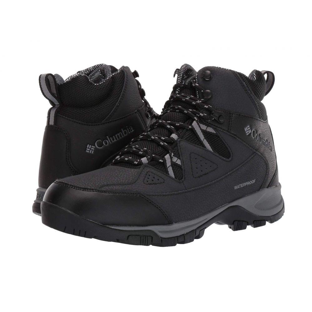 コロンビア Columbia メンズ ハイキング・登山 シューズ・靴【Liftop III】Black/Titanium Grey Steel