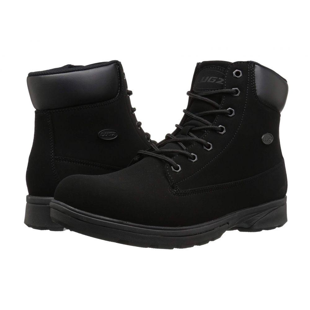 ラグズ Lugz メンズ ブーツ シューズ・靴【Drifter Zeo Hi】Black