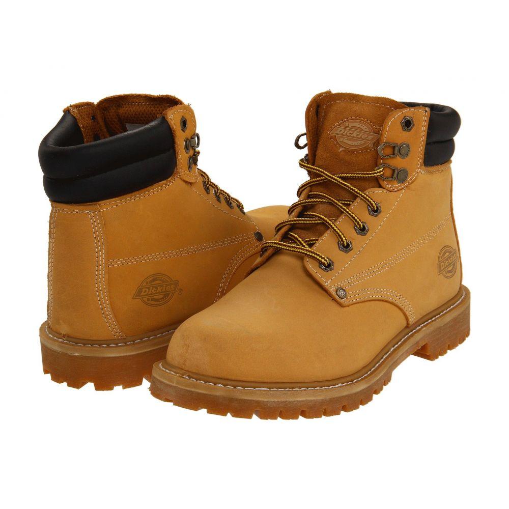ディッキーズ Dickies メンズ ブーツ シューズ・靴【Raider Soft Toe】Wheat