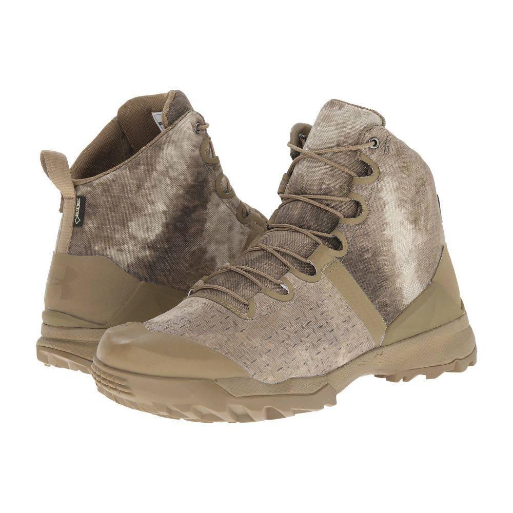 アンダーアーマー Under Armour メンズ ブーツ シューズ・靴【UA Infil GTX】Desert Sand/Bayou/Bayou