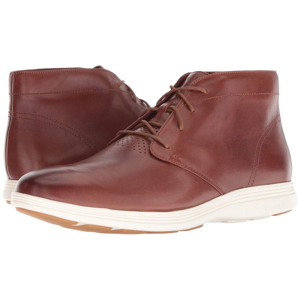 コールハーン Cole Haan メンズ ブーツ チャッカブーツ シューズ・靴【Grand Tour Chukka】Woodbury/Ivory