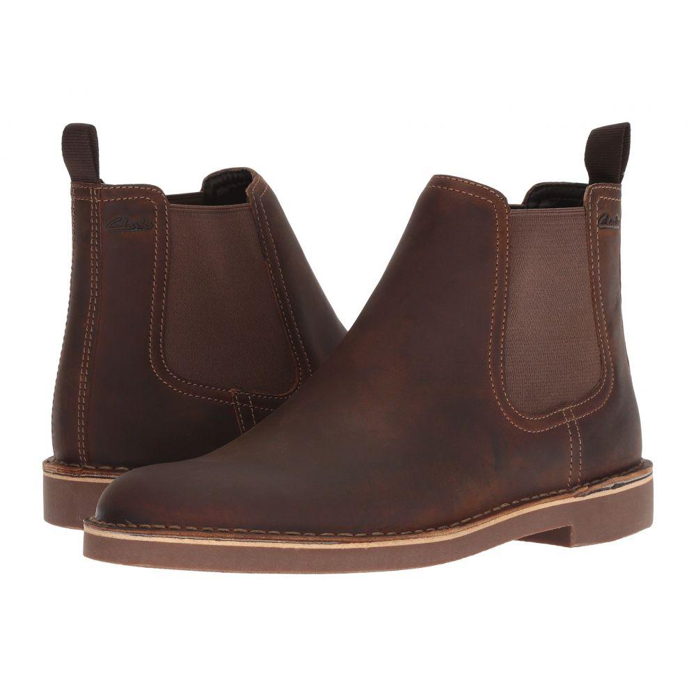クラークス Clarks メンズ ブーツ シューズ・靴【Bushacre Hill】Beeswax Leather