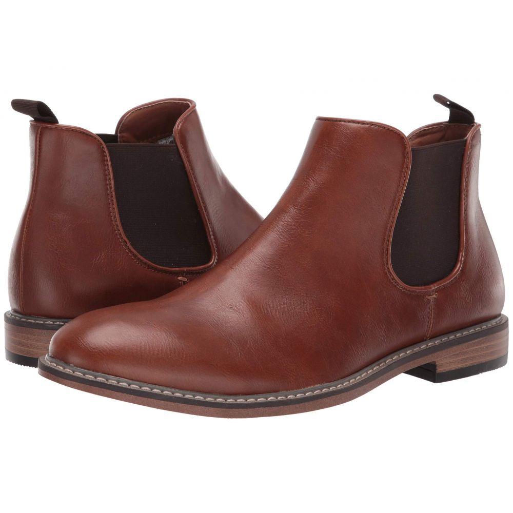スティーブ マデン Madden by Steve Madden メンズ ブーツ シューズ・靴【New 6】Cognac Leather