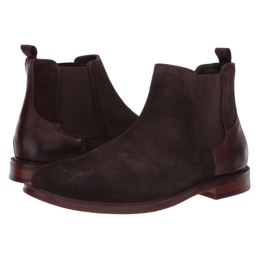 スティーブ マデン Steve Madden メンズ ブーツ シューズ・靴【Carve】Brown Suede