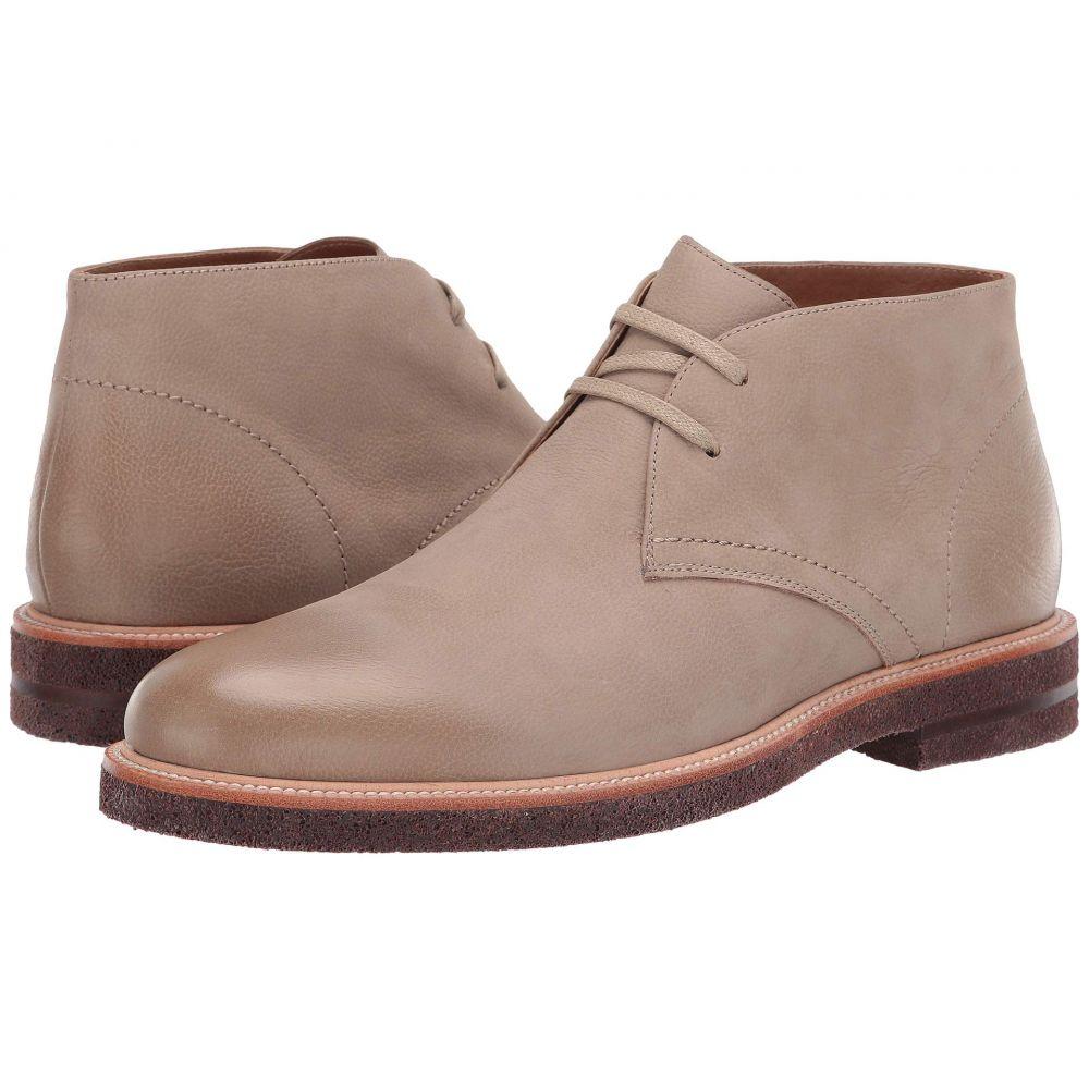 ドナルド ジェイ プリナー Donald J Pliner メンズ ブーツ シューズ・靴【Leon】Taupe Tumbled Nubuck