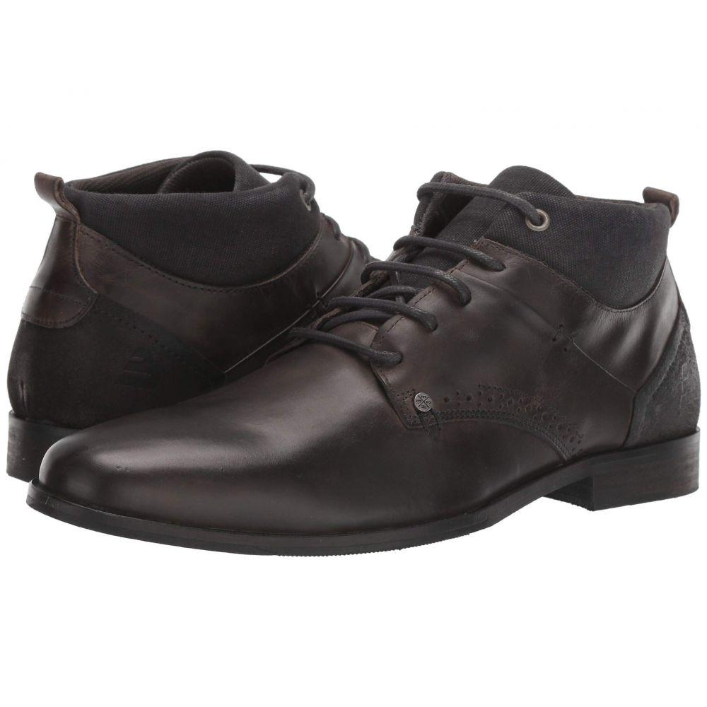 ブルボクサー Bullboxer メンズ ブーツ シューズ・靴 Fynnian Dark GreyUVqzMSp