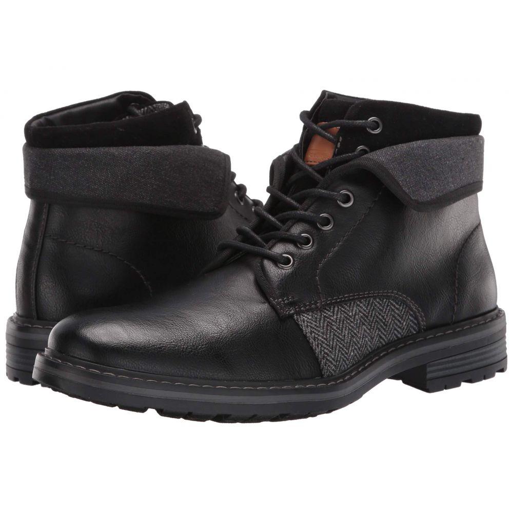 ロバート ウェイン Robert Wayne メンズ ブーツ シューズ・靴【Jef】Black