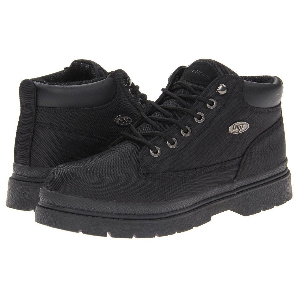 ラグズ Lugz メンズ ブーツ シューズ・靴【Drifter Ballistic】Black Textile