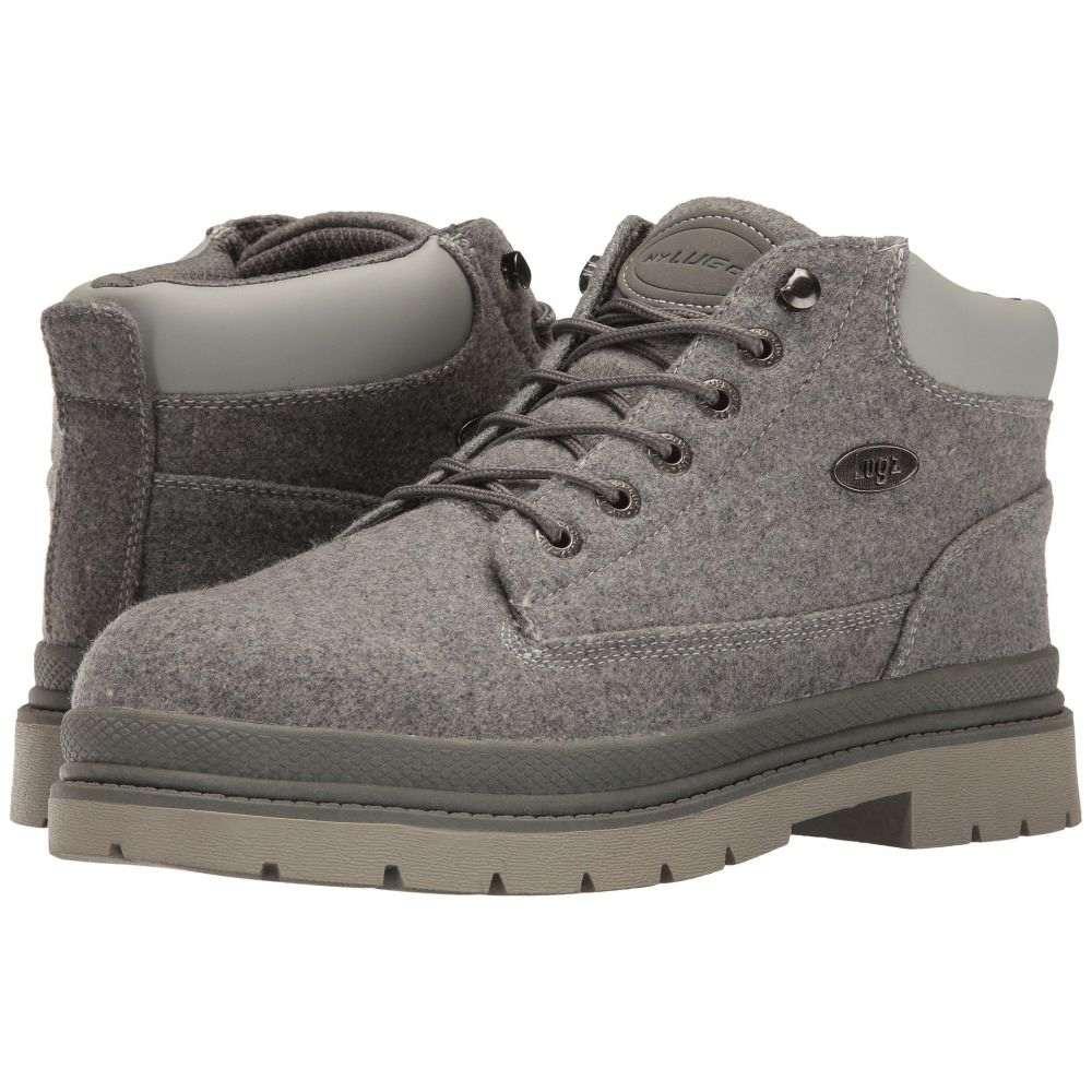 ラグズ Lugz メンズ ブーツ シューズ・靴【Drifter Peacoat】Charcoal/Grey