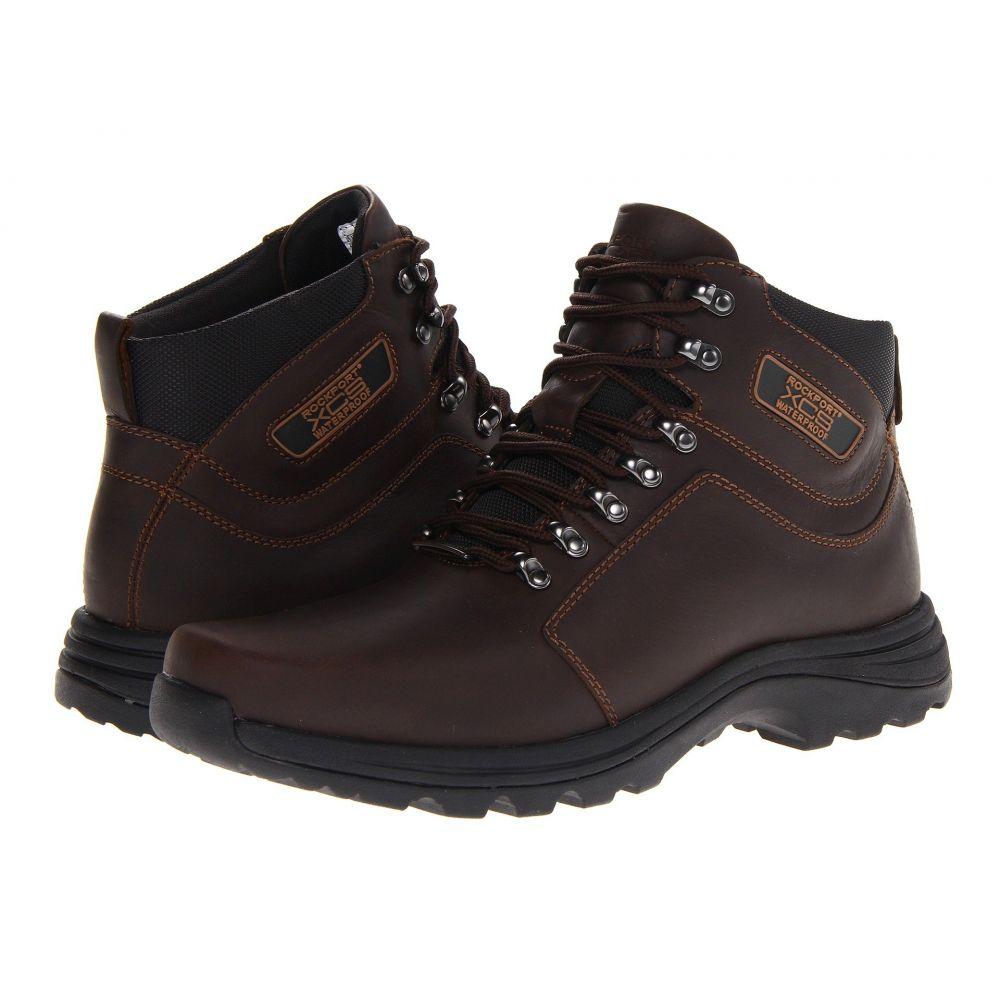 ロックポート Rockport メンズ ブーツ シューズ・靴【Elkhart】Chocolate