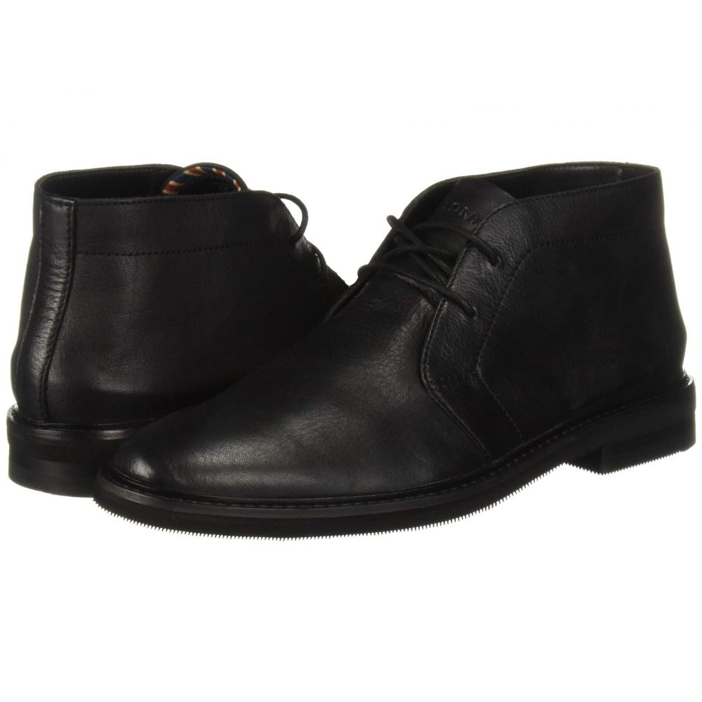 ボストニアン Bostonian メンズ ブーツ シューズ・靴【Dezmin Mid】Black Leather