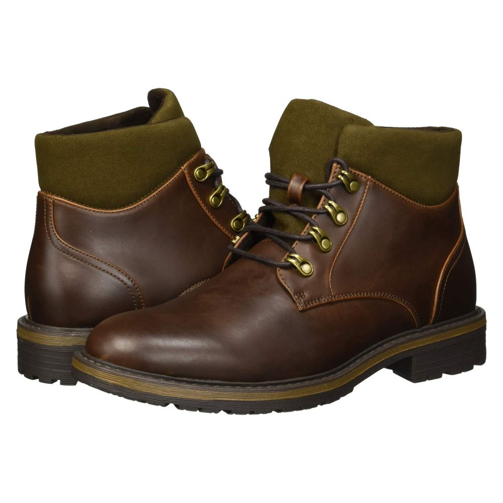 ケネス コール Kenneth Cole Unlisted メンズ ブーツ シューズ・靴【Bainx Boot】Brown