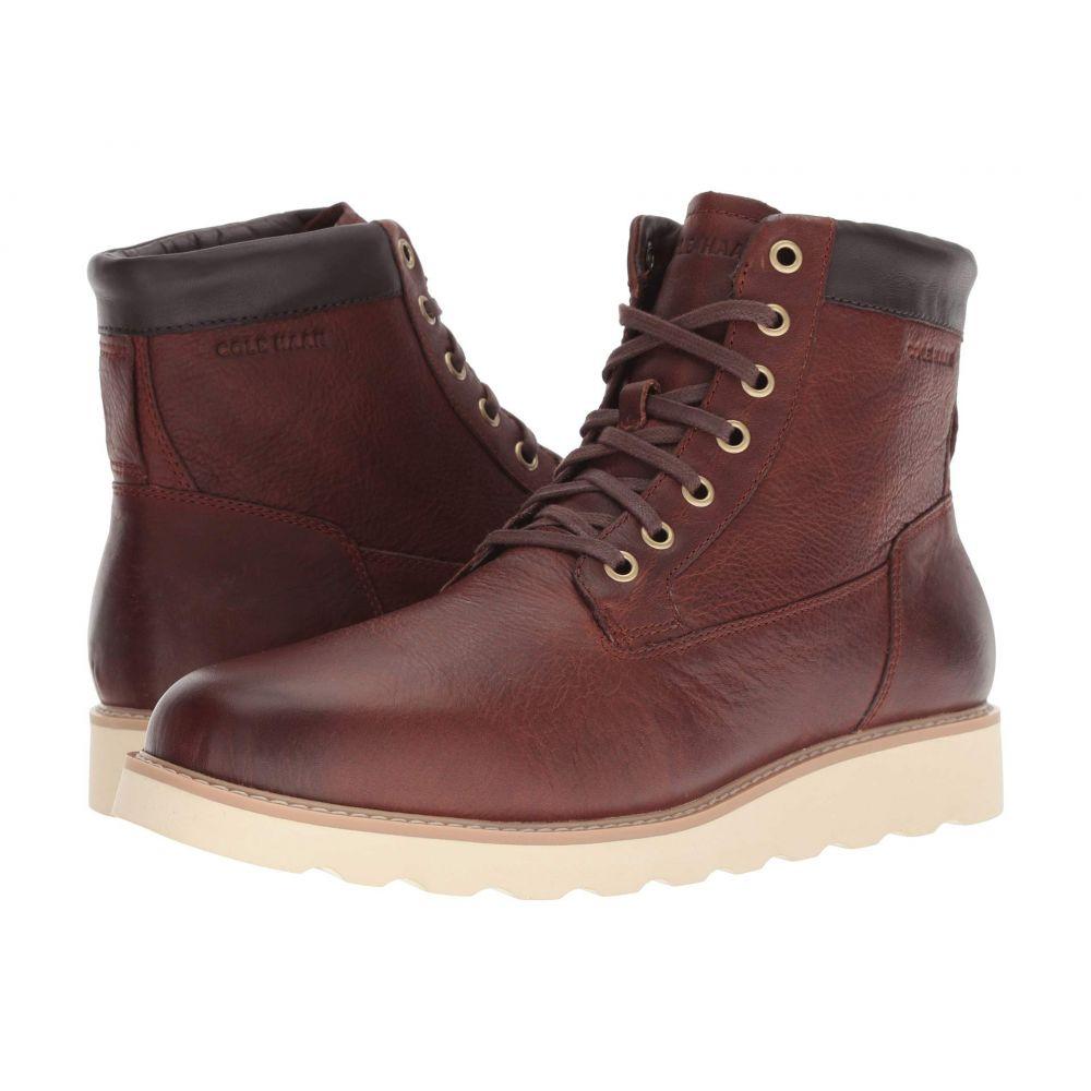 コールハーン Cole Haan メンズ ブーツ シューズ・靴【Nantucket Rugged Plain Boot】British Tan/Dark Roast/Ivory