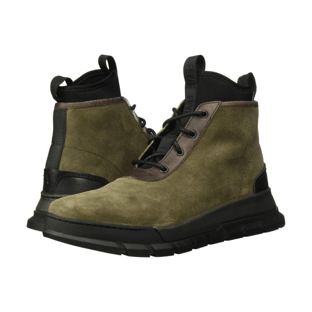 フライ Frye メンズ ブーツ チャッカブーツ シューズ・靴【Explorer Chukka】Charcoal Multi Silky Suede/Smooth Full Grain