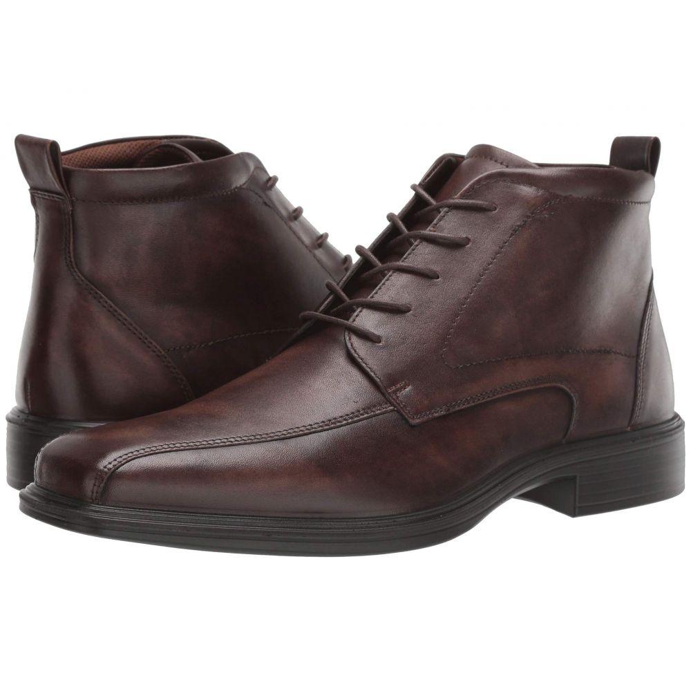 エコー ECCO メンズ ブーツ シューズ・靴【Minneapolis Boot】Black Cow Leather