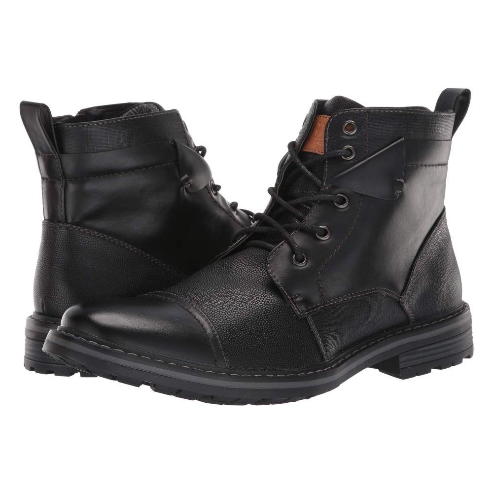 ロバート ウェイン Robert Wayne メンズ ブーツ シューズ・靴【Jefferson】Black