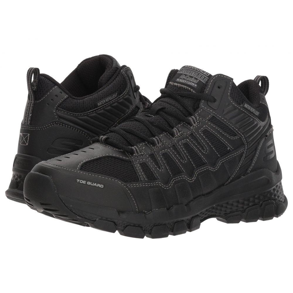 スケッチャーズ SKECHERS メンズ ハイキング・登山 シューズ・靴【Outland 2.0 Girvin】Black/Black