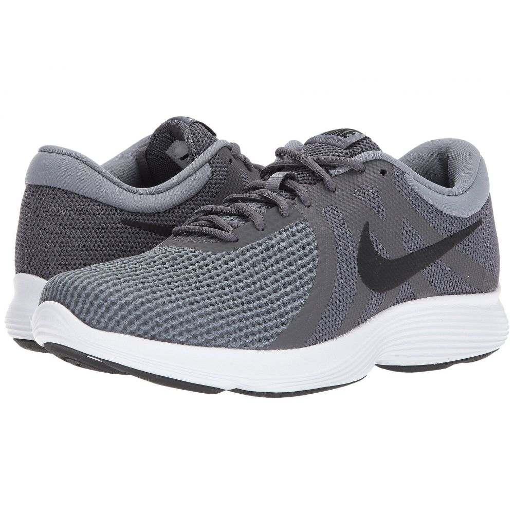 ナイキ Nike メンズ ランニング・ウォーキング シューズ・靴【Revolution 4】Dark Grey/Black/Cool Grey/White
