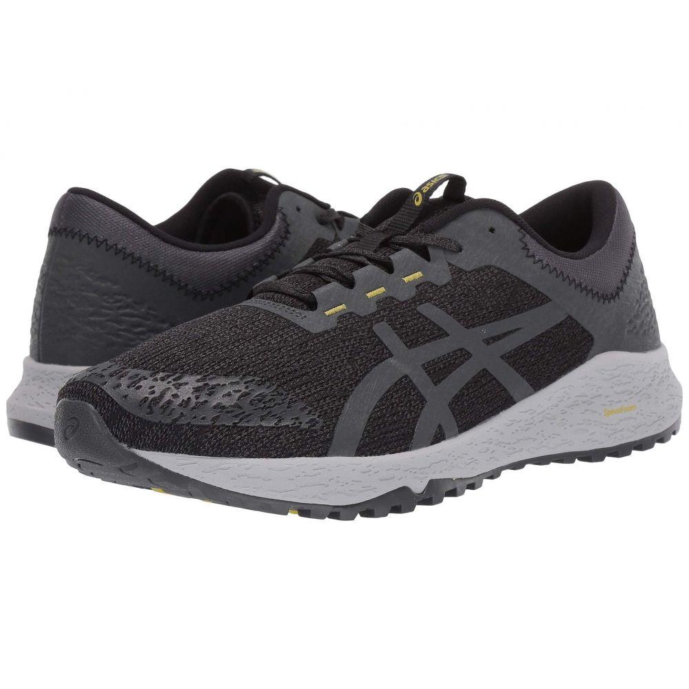 アシックス ASICS メンズ ランニング・ウォーキング シューズ・靴【Alpine XT】Black/Dark Grey